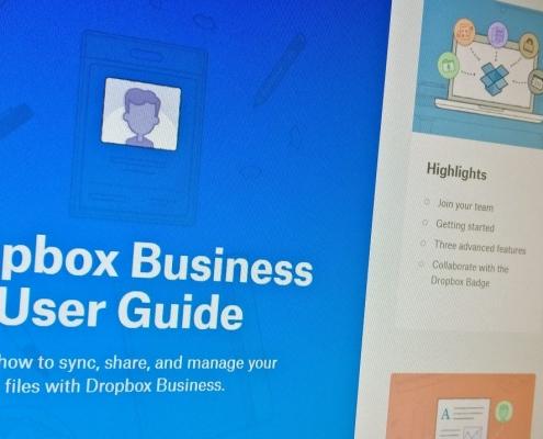 voordelen dropbox business