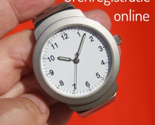 urenregistratie online