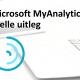 microsoft myanalytics uitleg