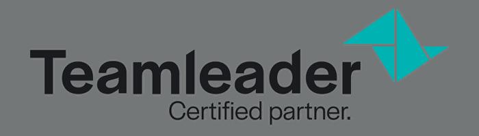 Teamleader Focus Certified partner